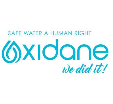 Oxidane, ONCE, water treatment, Cape Town